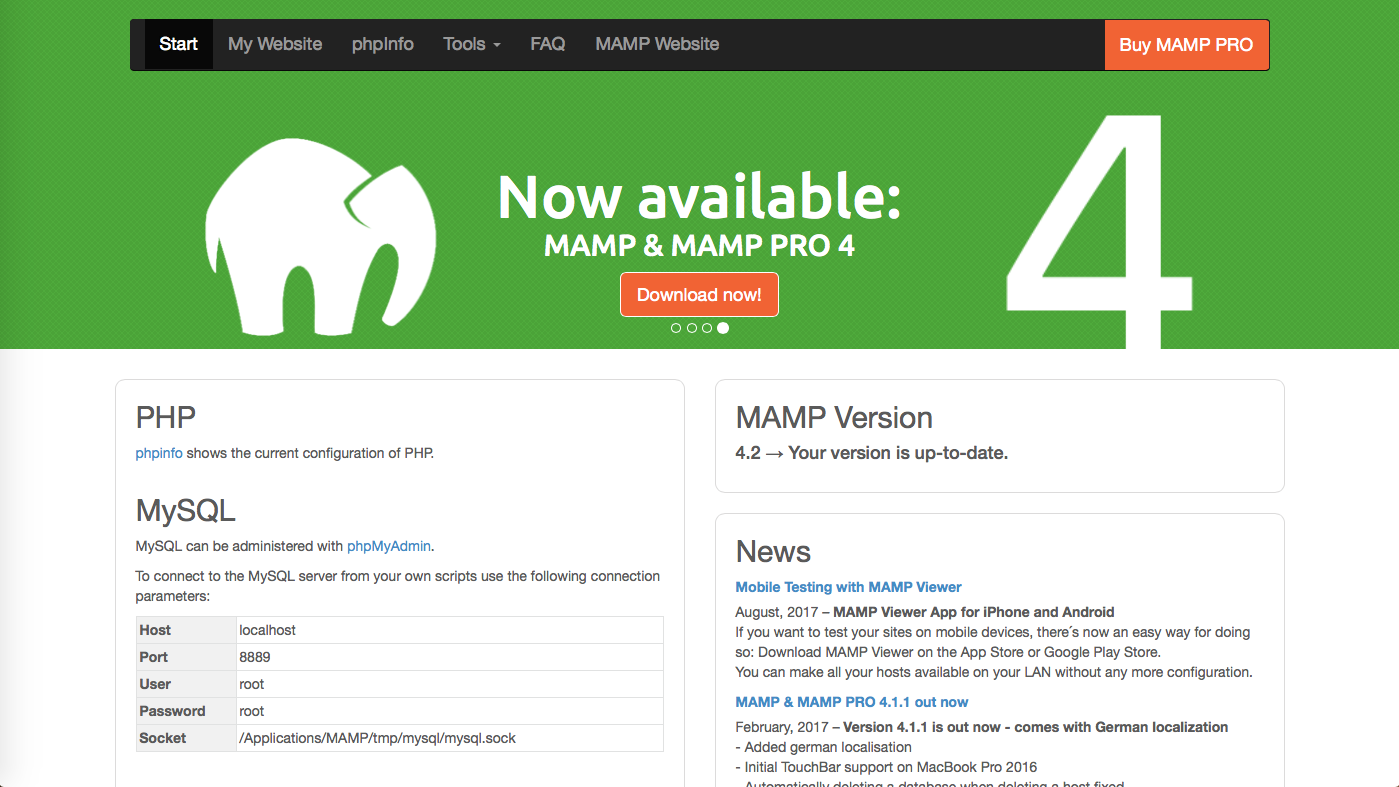 Setting Up A Local Install of Your WordPress Site With MAMP